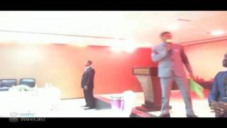 JESUS IS LORD MISSION INTL UAE August 2016 Anointing Service Live Stream With Pastor Kingsley Ogwo