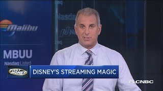 If Disney wins the streaming wars, who loses?