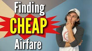 Best Websites To Find Cheap Airfare