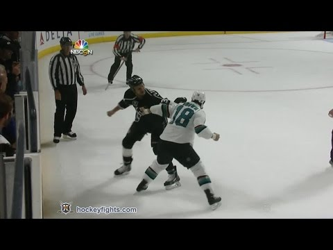 Mike Brown vs Kyle Clifford