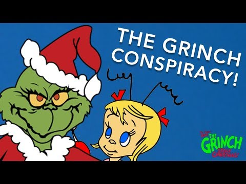 grinch conspiracy theory the grinch was possessed how the grinch stole christmas