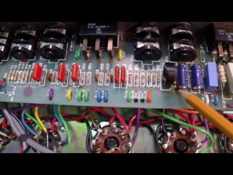 MARSHALL JCM900 RETUBE AND CAP MOD - смотреть онлайн на Hah Life