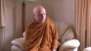 Ajahn Chan's disciple Ajahn Jayasaro - Flying Monk ep 15
