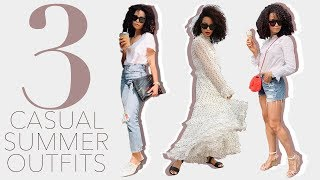 Casual Summer Outfits | Lookbook