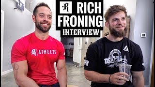RICH FRONING - Why I won't compete as an Individual again (Full Interview)