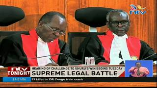 Supreme court ready to decide presidential petition