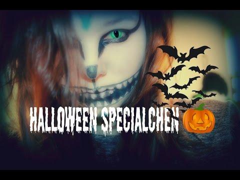 PiikaPauli || Halloween Specialchen♥ - Creepy Cheshire Cat