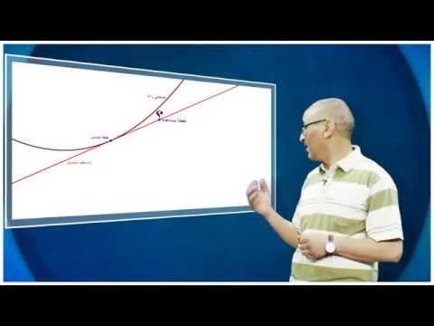 تقنية إنشاء المماسات و المنحنيات الرياضيات أولى بكالوريا