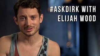 AskDirk With <b>Elijah Wood </b> Dirk Gentlys Holistic Detective Agency  BBC America