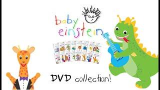 My Baby Einstein DVD collection   Baby Einstein Fanfun Productions
