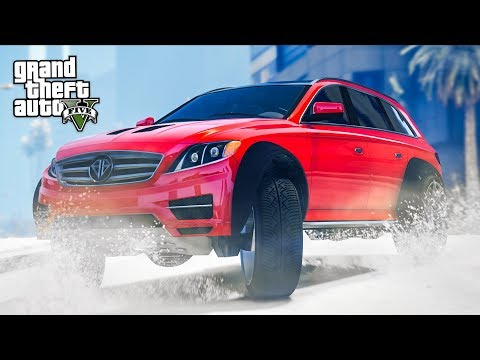 "GTA 5 - NEW 4X4 OFF-ROAD SPORTS CAR ""STREITER"" SPENDING SPREE!! (GTA 5 Doomsday Heist DLC Update)"