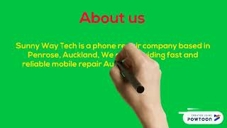 Iphone Repair Auckland From Sunny Way Tech