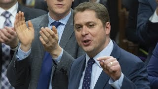 Question Period: Scheer responds to Trudeau lawsuit threat — April 8, 2019