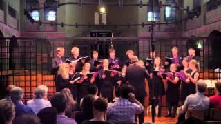 Bragi a-capellakoor met madrigalen van Lasso en Monteverdi
