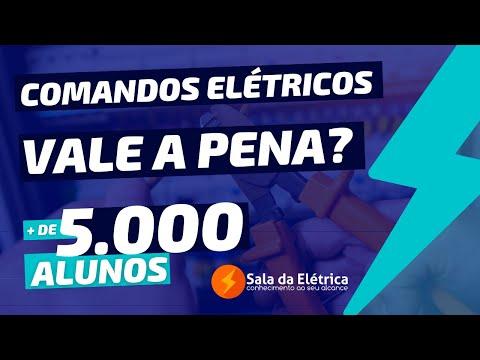 Curso de Comando Eltricos Online COM CERTIFICADO: Prof  Everton Moraes Sala da Eltrica