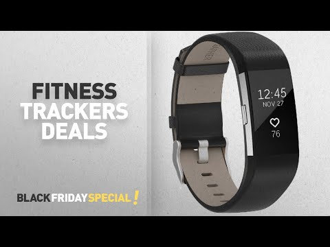 Black Friday Fitness Trackers Deals: Henoda Fitbit Charge 2 Bands, Classic Genuine Leather