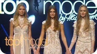Ivana Ist Raus | Germany's Next Topmodel Finale 2014 | ProSieben