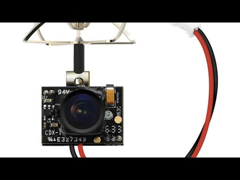 eachine-tx02-fpv-camera-amp-rotg01-fpv-camera-receiver-unboxing-and-test-tested-on-rc-plane