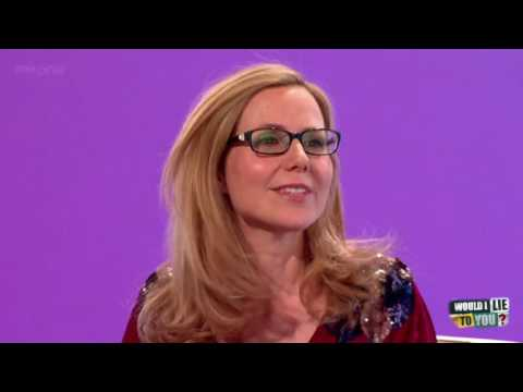 Co dělá s manželem ve vodě Sally Phillips? - Would I Lie to You?