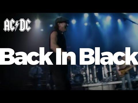 AC/DC K-Rock For Relief Benefit Concert 2005 - 01 BACK IN BLACK