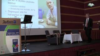 Psykisk Helse 2011 – Arne Holte
