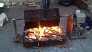 preview picture of video 'La Sagra della Bruciata a Calenzano'