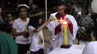 Primeira Comunhão Do Bairro São José Em Paramirim