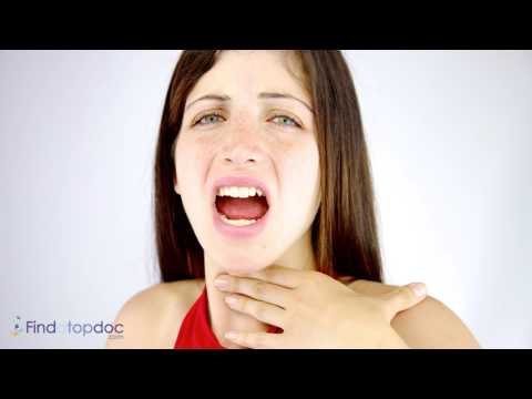Video What are the Symptoms of Goiter?
