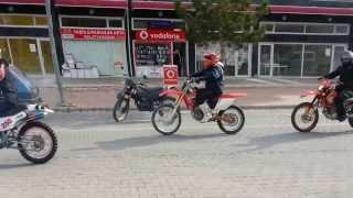 gemok 43 riders kütahya ve gediz motorcular kulübü etkinliği  video 6