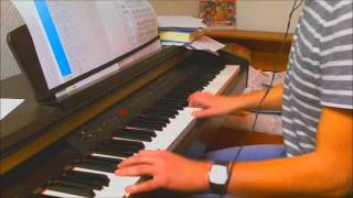 James Blunt - Face the sun - Piano