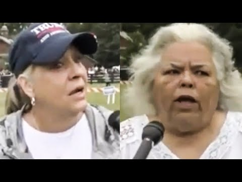 Clueless Trump Supporters Try To Explain How Masks Don't Work