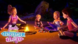 Zábavná hra a karavan snů | Barbie a Sestřičky Zachraňte Pejsky | Barbie