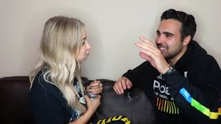 EX-COUPLES TRY NOT TO LAUGH CHALLENGE