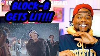 BLACK GUY REACTION to Block B - Shall We Dance MV   블락비