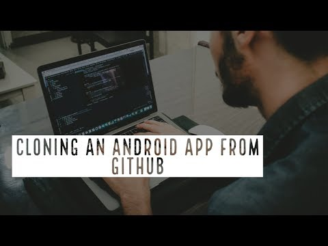 Download How To Clone An App Project From Github In Android Studio 2