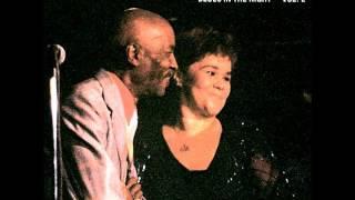 """Etta James feat. Eddie """"Cleanhead"""" Vinson - Only Women Bleed [ Live ]"""