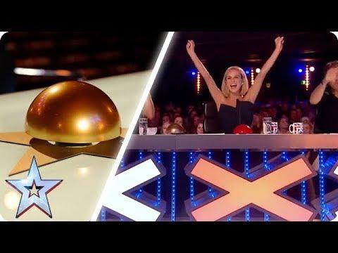 Amanda Holden's BEST GOLDEN BUZZERS   Britain's Got Talent (видео)