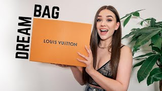 LOUIS VUITTON UNBOXING 2020 // Getting My Dream LV Bag