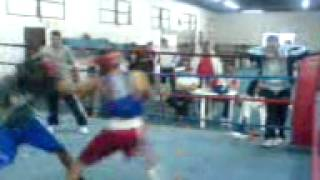 Alberto Melian vs Maxi Marquez  15 05 10 ROUND 2