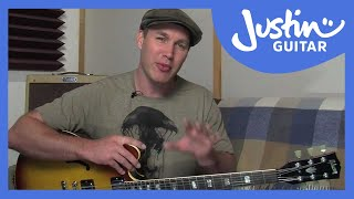 Writing Guitar TAB (Guitar Lesson TR-102) How to work out