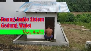 """preview picture of video '""""Ruang Audio Sistem""""    #ThedyArchieWalet #GedungWalet'"""