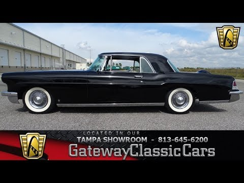 Video of '56 Lincoln Continental located in Ruskin Florida - $55,000.00 - ME5D