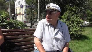 11. Григорий Александрович про Байкал, Иркутск и геологию