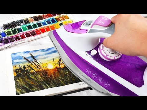 10 genius watercolor painting hacks must try by kirsty patridge
