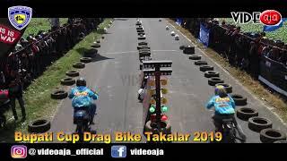 DB13 Bupati Cup Drag Bike Takalar 2019 Bracket Time 9 Detik
