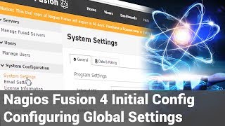 Configuring Global Settings - Fusion