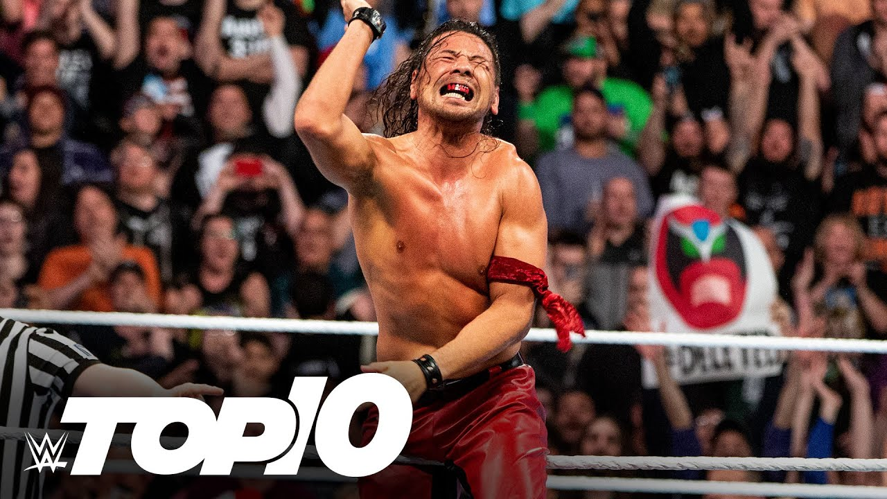 WWE Series To Receive Post-Show, Top Shinsuke Nakamura Moments, WWE – Instagram