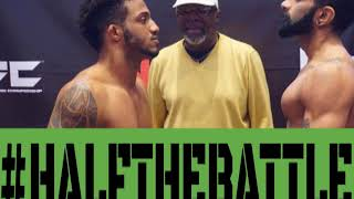 Bantamweight prospect Damien Whitehead talks overcoming adversity & perseverance on Half The Battle