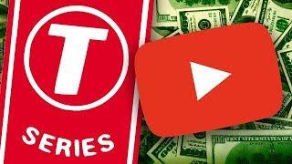 Самый БЫСТРОРАСТУЩИЙ YouTube-Канал Мира | T-SERIES — До Того Как Стал Известен!