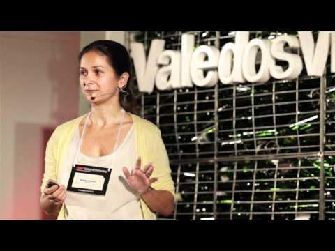 TEDxValedosVinhedos - Nathalie Trutmann - Caminho mais Difícil, Vida mais Interesante